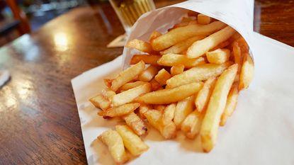 """""""Veel gedoe om niets"""": EU verplicht blanchering frieten niet"""