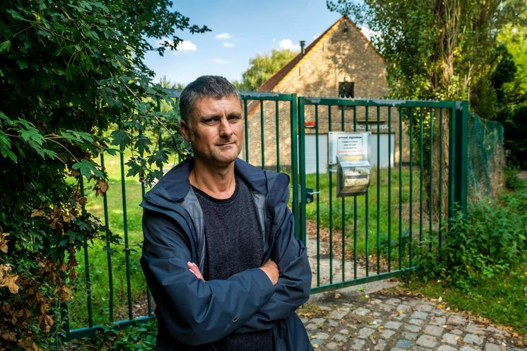 De poort van het clubhuis voor Patrick Deknudt en zijn Amphora blijft vanaf vandaag definitief dicht.
