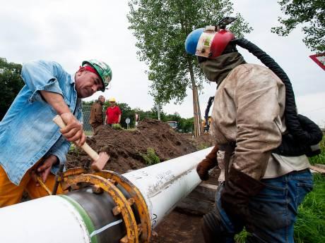 Tik op vingers voor Midden-Delfland voor vergeten gasleiding