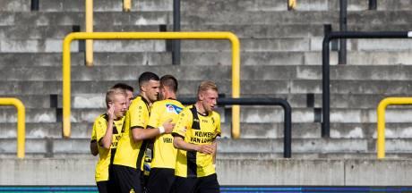 D1B: le Lierse efface les U23 de Bruges et talonne l'Union