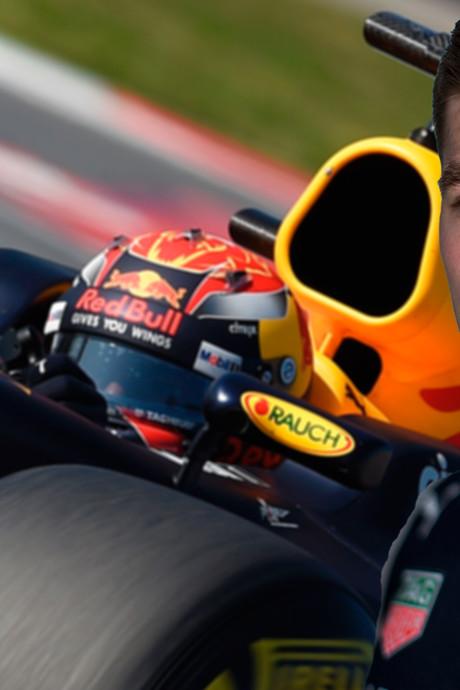 LIVE: Ferrari's opnieuw snel, zesde tussentijd Verstappen