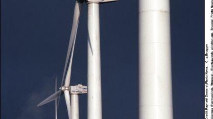 Weer 11 windmolens erbij in Zeebrugge
