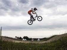 WK BMX op Papendal kort na Olympische Spelen