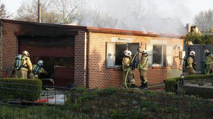 Man (67) overleeft brand in garage niet