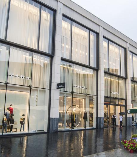 Vastgoedprijs voor nieuwe Zara in Enschede