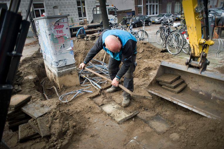 Top Graven in Nederlandse bodem gaat 120 keer per werkdag mis | De AG14
