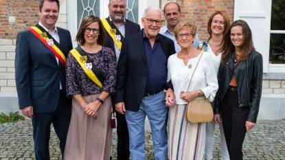 Tildonk  Paul De Coster en Léonie De Coux 50 jaar getrouwd