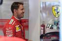 Sebastian Vettel is bezig aan een sterk seizoen.