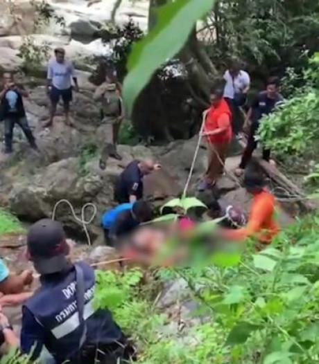 Un touriste français meurt en Thaïlande en prenant un selfie près d'une chute d'eau