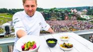 Seppe Nobels curator van food-gebeuren op Paradise City