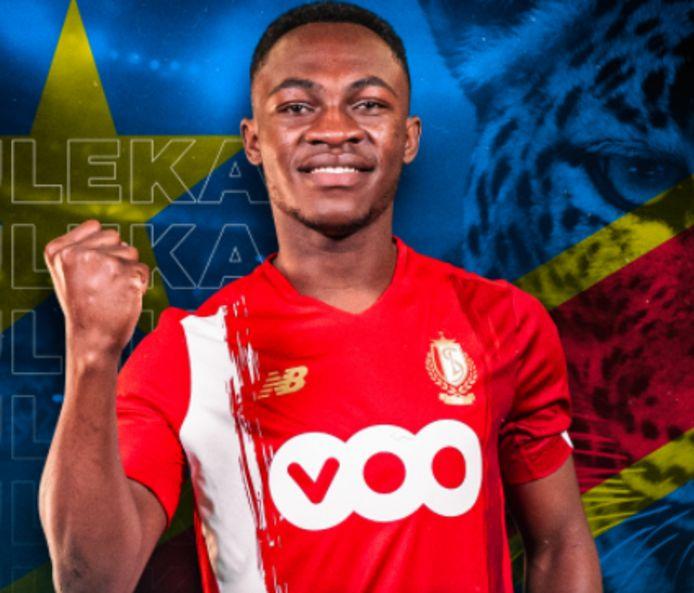 Confirmée depuis près d'un mois, l'arrivée de Jackson Muleka au Standard a été officialisée par le Standard ce mardi.