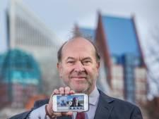 Deze burgemeester breekt uit de achterkamertjes en solliciteert via Youtube naar Haagse droombaan