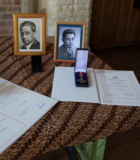 Postume onderscheidingen voor vader van Doesburgse Veebe: 'Hij zou hier heel trots op zijn geweest'