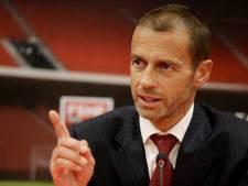 """Le coup de gueule du président de l'UEFA sur le VAR: """"C'est un vrai bordel"""""""