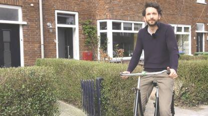 """Nick zet zijn fiets nooit op slot: """"Ik investeer in vertrouwen"""""""