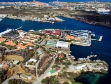 Militair opgepakt voor drugssmokkel marinebasis Curaçao