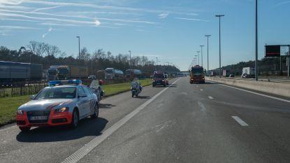 Betrapte inbrekers gevat na achtervolging met snelheden tot 180 km/u