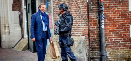 'Hogere straf voor bedreigen burgemeesters'