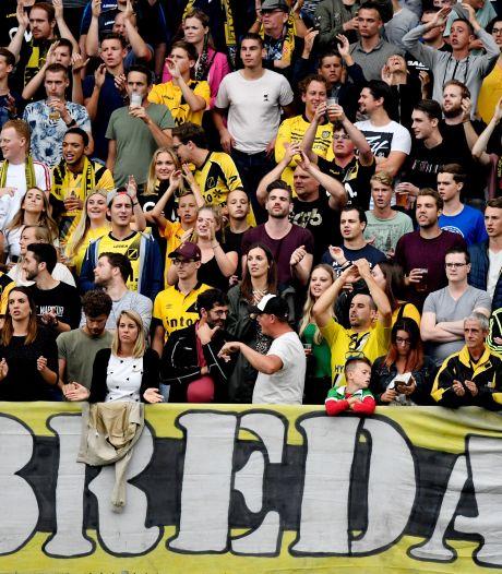 Ruim 3000 NAC-supporters maken gebruik van gouden seizoenkaart