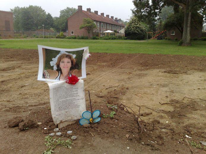 In 2007 is een monumentje opgericht voor Melissa op de plek van de flat waarin ze om het leven is gebracht. De flat moest worden gesloopt.