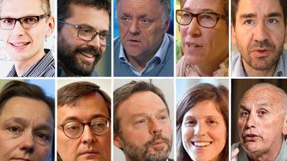 Dit zijn de 10 experts die ons uit de lockdown gaan halen
