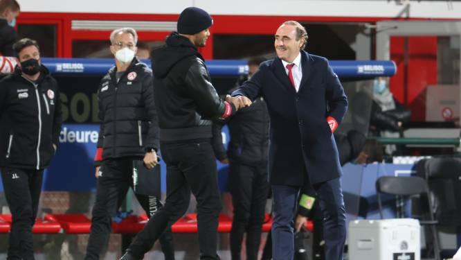 """Yves Vanderhaeghe: """"Tegen deze ploeg was zo veel respect niet nodig"""""""
