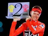 Froome uitgeroepen tot beste wielrenner van het jaar