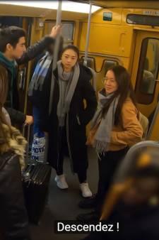 Paranoïa raciste dans le métro bruxellois: comment réagiriez-vous?