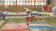 Turnzaal krijgt koepel voor trampolinespringers