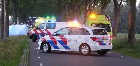 Man (20) uit Meppel overleden nadat busje in Ruinerwold tegen boom botst