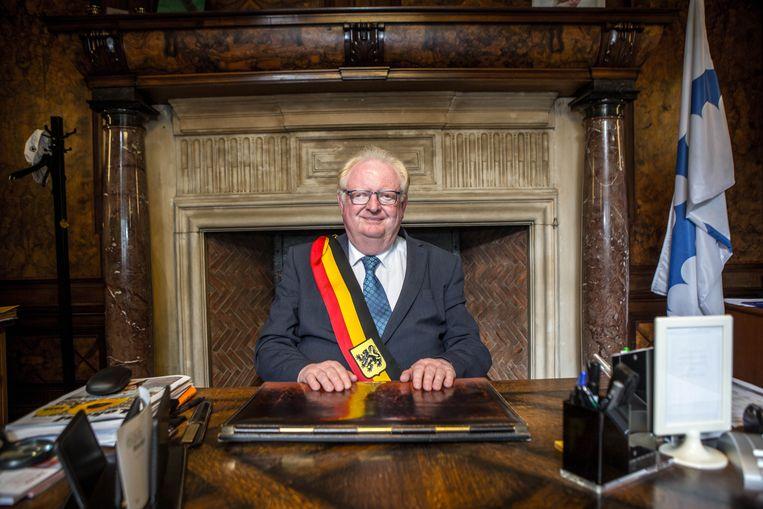 Burgemeester Hugo Vandaele