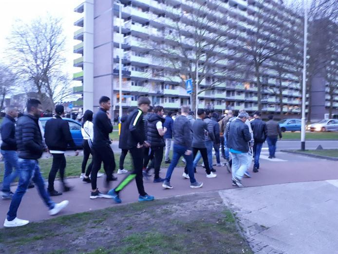 Stille tocht door Hoge Vucht in Breda.