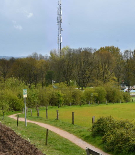 Kuiperberg enige geschikte locatie voor zendmast Ootmarsum