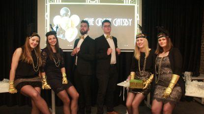 Mardi Gras dit jaar in het thema van The Great Gatsby