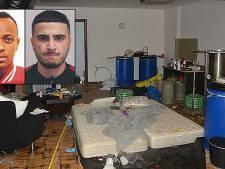 Verdachte dodelijk drugslab Eksel blijft in cel