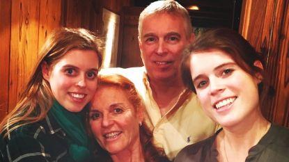 Fergie deelt zeldzame gezinsfoto met Andrew op Instagram