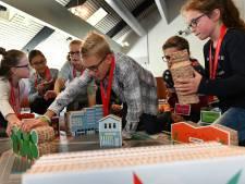 In een paar uur tijd een nieuwe stad maken; kinderen oefenen democratie