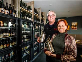 Bierrestaurant vult vaatjes bier om thuis te degusteren