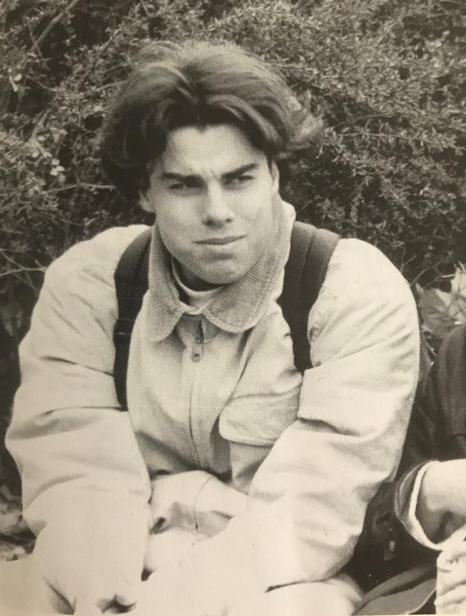 Tobias Rathjen in 1996.