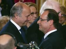 Le premier gouvernement de l'ère Hollande dévoilé