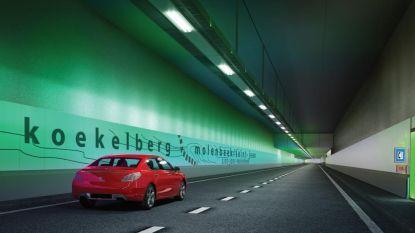 Renovatie Leopold II-tunnel start deze zomer