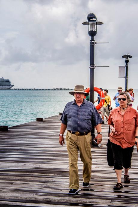 Drie maanden na orkaan Irma is toerist terug op Sint-Maarten
