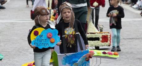 Geen bloemencorso in Lichtenvoorde, wel een corso voor kinderen én een dahliaroute