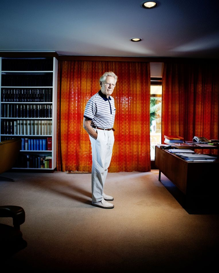 Hans Küng: kritisch theoloog met een grote behoefte aan erkenning. Beeld Lea Crespi, HH