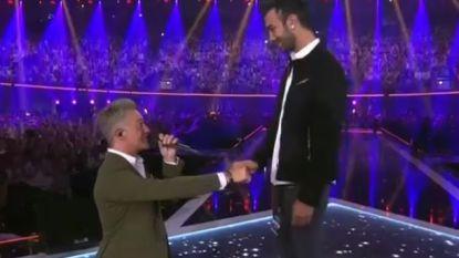 VIDEO. Christoff vraagt vriend ten huwelijk live op Duitse tv