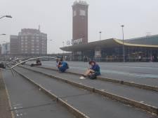 Veel reizigers de dupe van grote treinstoring in regio:  'Gelukkig is woensdag een rustige dag op het werk'