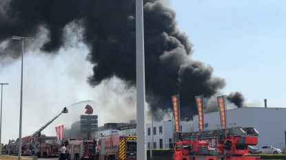 Inferno naast A12