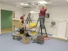 Meer patiënten en dus meer kamers op Spoedeisende hulp in Tiel