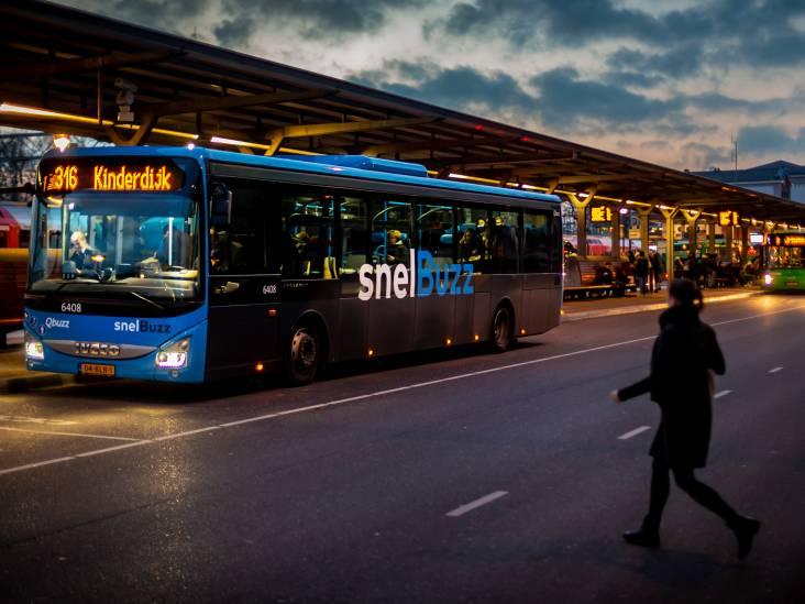 Qbuzz wint award voor design bussen