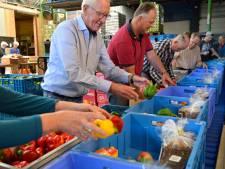 Minder klanten voor Goudse Voedselbank